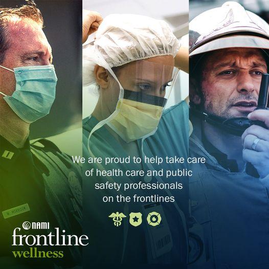 NAMI Frontline Wellness